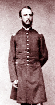 Heber Wells in in Union army uniform. Date and place of photo unknown. Linked from http://www.findagrave.com/cgi-bin/fg.cgi?page=pv&GRid=9485122&PIpi=2676142
