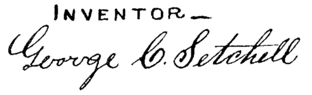 Signature from US183073, 1876