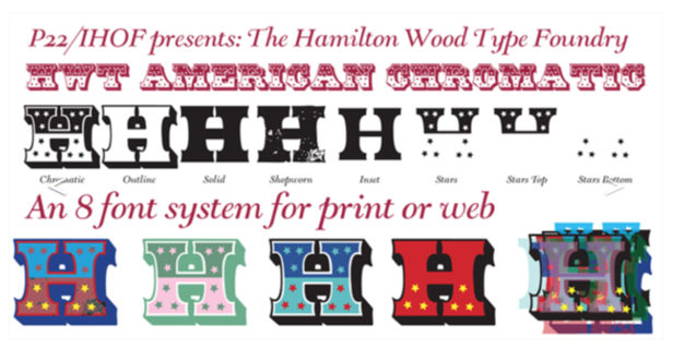 Wood Type Research – Antique Tuscans in America